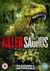 Killersaurus - DVD Region 2