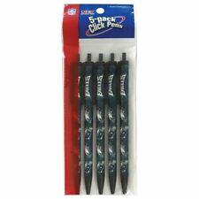 5-Pack NFL Philadelphia Eagles Disposable Black Ink Click Pens
