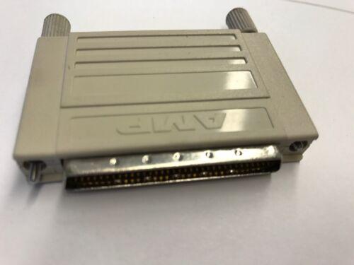 Ultra 320m 68 pin SCSI BUS Cable Terminator External LVD//SE U320 SCSI-2