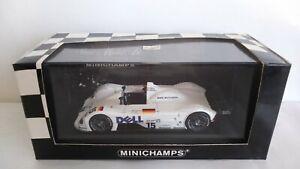 BMW V12 LMR MINICHAMPS SCALA 1/43