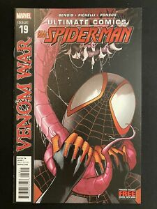 Ultimate Comics All New Spider-Man #19 MARVEL Miles ...