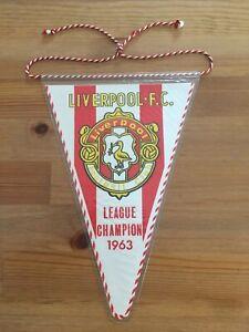 FC Liverpool Fanion/PENNANT 🔴 🏆 ⚪
