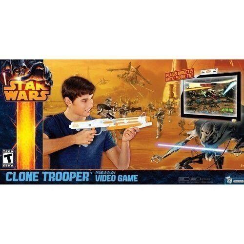 Star - wars - klon soldat plug & play video - spiel von jakks pazifik