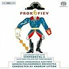 Sergey Prokofiev - Prokofiev: Lieutenant Kije Suite; Symphony No. 6; Suite from the Love for Three Oranges (2013)