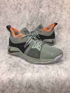 new concept 670cf ebb4d Details about Nike PG 2.5 Rogue Green Mens Basketball Shoes Size 11