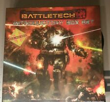 Battletech Introductory Box Set - out of production! New and still Sealed