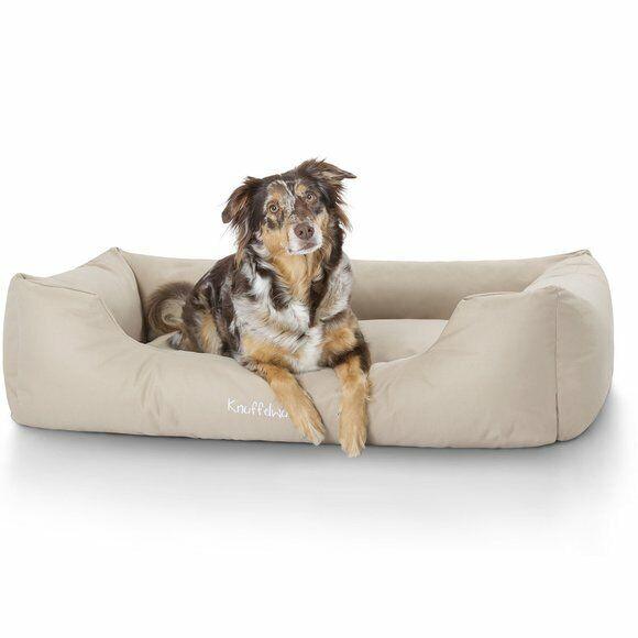 Knuffelwuff Wasserfestes Hundebett Hundesofa Hundekissen Hundekörbchen Finlay