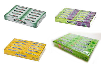 WRIGLEY/'S DOUBLE MINT CHEWING GUM,10CT