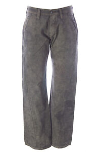 BLUE-BLOOD-Men-039-s-Union-IC-Rock-Marled-Cotton-Pants-MBLW0639-Sz-38x34-250-NWT