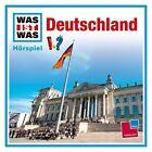 Was ist was Hörspiel-CD: Deutschland von Kurt Haderer (2013)