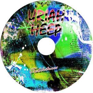 Uriah Heep Bass Guitar Tab Cd Tablature Best Greatest Hits Rock Pop Music Ebay