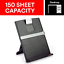 Document-Holder-Stand-Adjustable-Easel-Copy-Desk-Paper-Letter-Office-Workspace thumbnail 3
