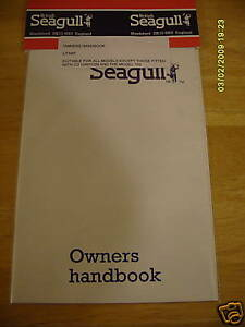 british seagull outboard engine owners manual new genuine seagull ebay rh ebay com au british seagull manual british seagull 40 featherweight manual