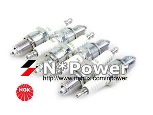 jh 6 pcs NGK V-Power Spark Plugs for 2001-2008 Mazda Tribute 3.0L  3.0L V6