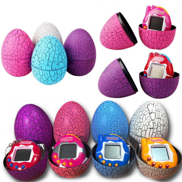 1Pcs Design Tamagotchi Electronic Pets Toys Dinosaur Egg Kids Birthday Gift USA