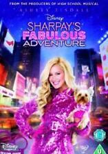 DVD:SHARPAYS FABULOUS ADVENTURE - NEW Region 2 UK