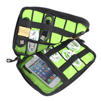 Pop Electronic Accessories Cable Usb Drive Earphone Parts Insert Bag Organizer