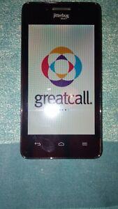 GreatCall Jitterbug Smart 2 - Black Smartphone