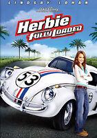 Herbie: Fully Loaded (2005, Dvd)