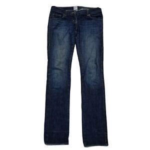 Womens-Sass-And-Bide-Straight-Denim-Jeans-Size-28