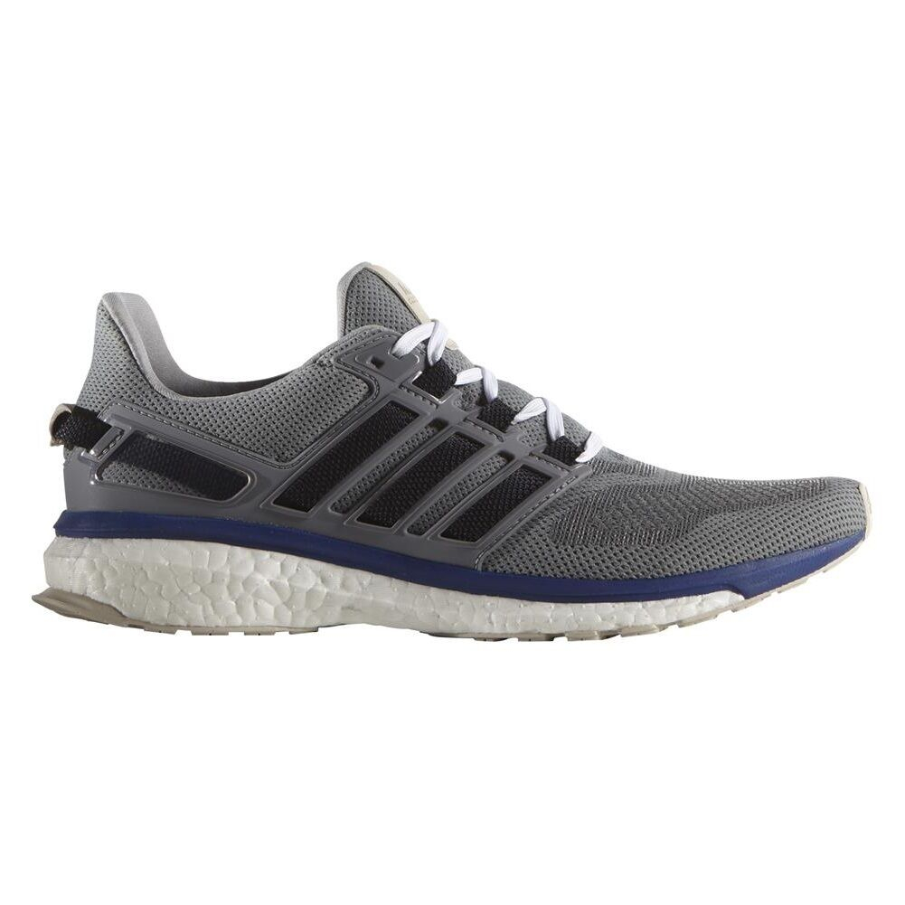 Adidas Energy Boost 3 Running Shoes AQ5958 Athletic Sneakers Boots Runner Gray