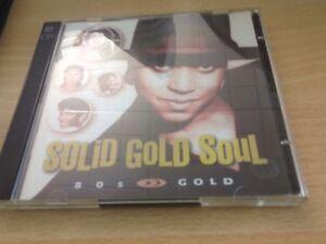 TIME LIFE SOLID GOLD SOUL 80039S GOLD 2CD ALBUM - Bath, Avon, United Kingdom - TIME LIFE SOLID GOLD SOUL 80039S GOLD 2CD ALBUM - Bath, Avon, United Kingdom