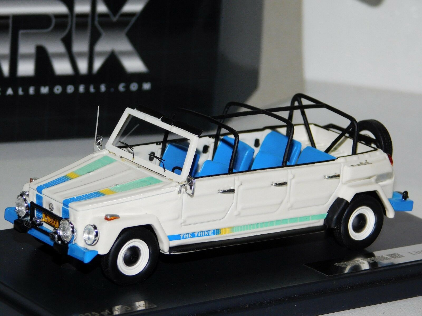 VOLKSWAGEN VW '' THE THING ''  LIMOUSINE MATRIX LIM. MX32105-051 1/43