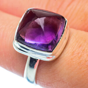 Amethyst-925-Sterling-Silver-Ring-Size-8-Ana-Co-Jewelry-R36301F
