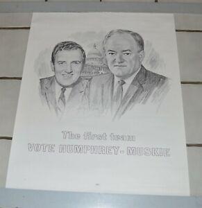 Vintage-1968-Humphrey-Muskie-Presidential-Poster-26-034-by-20-034