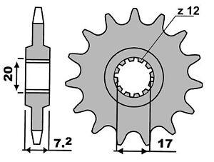 600M-Z12-Pignone-cat-420-z-12-C4-MBK-X-Power-50-Minarelli-AM6-03-04