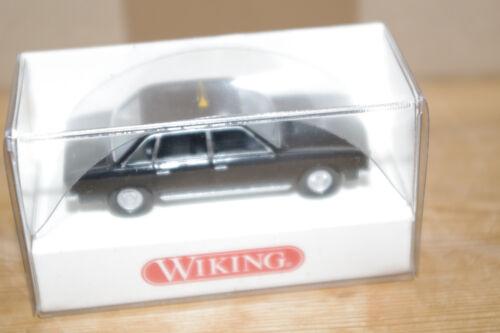 Wiking 1:87  0800 07 26 Volkswagen VW K70 Taxi schwarz OVP