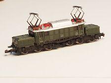 "88222 Marklin Z German DB class E 94 Metal ""Crocodile Krokodil"" 5 pole motor"