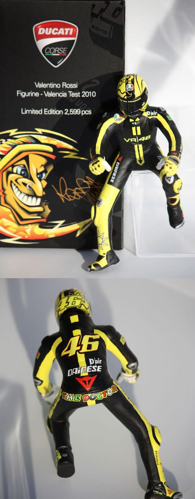 Minichamps MotoGP Figurine V. Rossi 2010 1 12 312110876