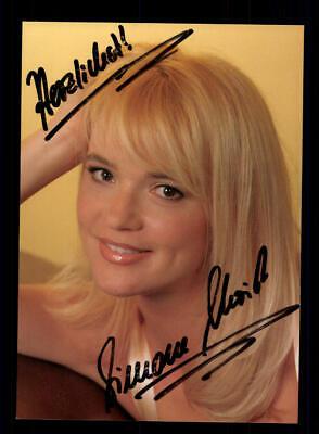 Simone Christ Autogrammkarte Original Signiert ## Bc 147112 Reines Und Mildes Aroma Sammeln & Seltenes