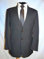 PAUL SMITH -LONDON CLASSIC ELEGANT GREY BUSINESS/WORK SUIT JACKET UK 38 EU 48