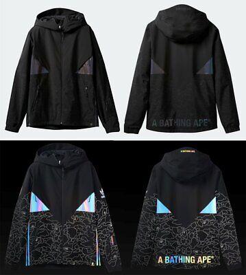 Vestes et manteaux adidas x BAPE Snow Jacket Black