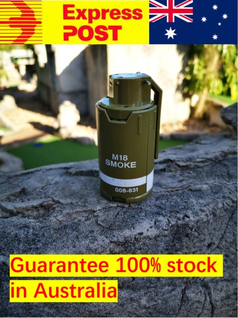 AU Store M18 Grenade Gel Blaster 100% AUS Stock
