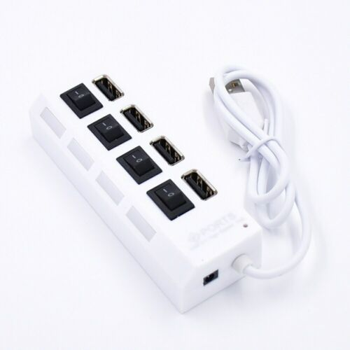 Seven Port USB battery box with usb port for lego and pin led light kit four