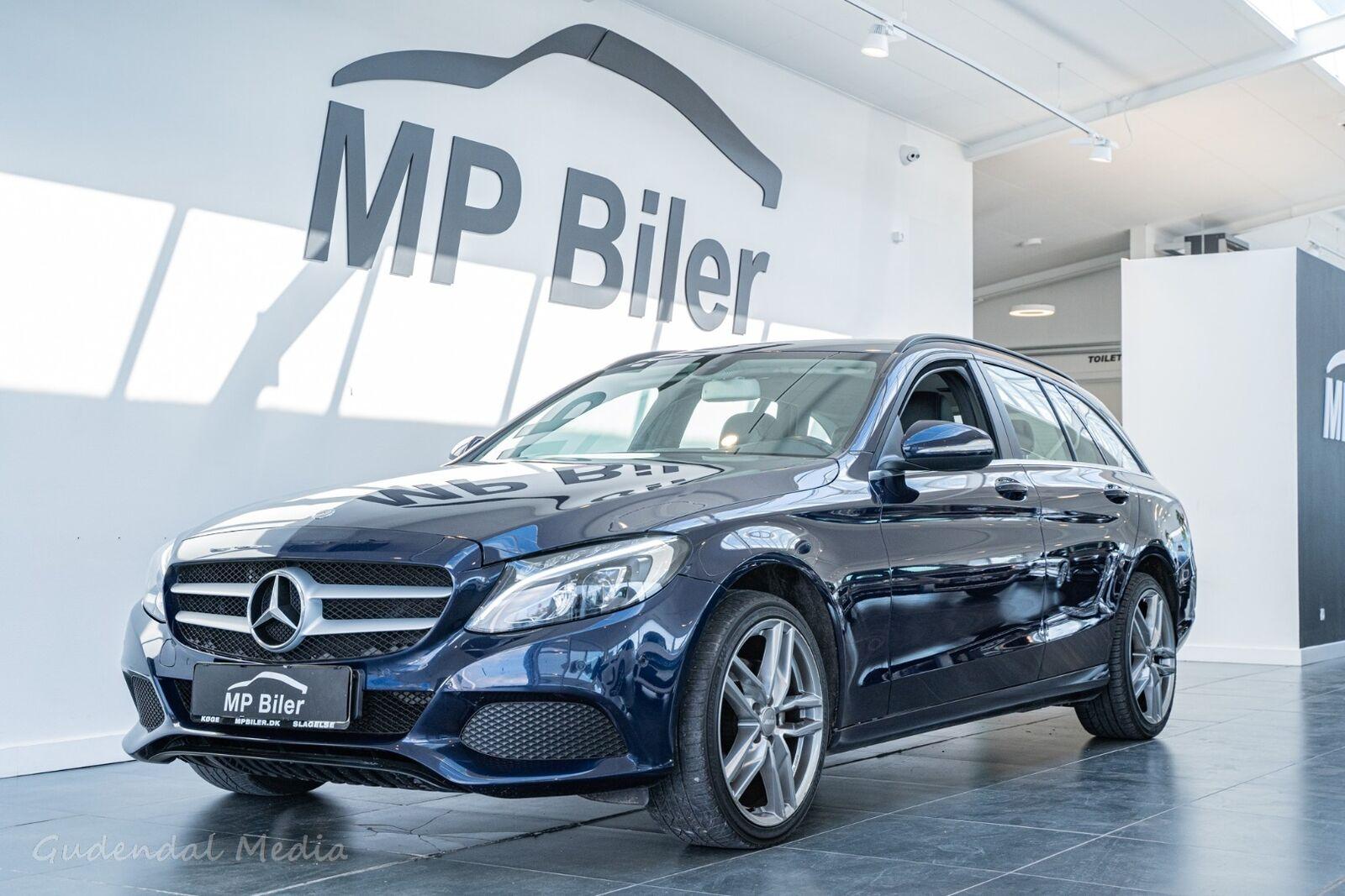 Mercedes C200 2,0 Business stc. aut.