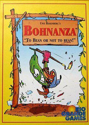 Bohnanza, New, Free Shipping