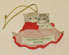 "KITTY CUCUMBER ""OUR FIRST CHRISTMAS TOGETHER ""  MNB"