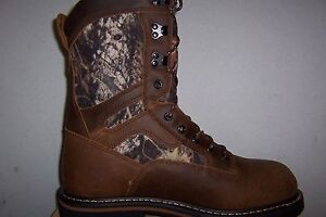 Winter boot brown, cam, 800 grams Insulation, UltraDry water proof size 11.5 D