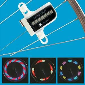 Bike-Led-Wheel-Light-Cycling-Spoke-Lamp-Bicycle-Tire-Color-Rim-Lights-Signal