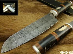 "Alistar 12.5"" Handmade Damascus Knife Hunting, Kitchen/Chef's Knife 4940-8"
