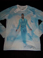 Adidas New York Jeremy Scott of Beverly Hills Men's Angel Shirt W60481 NWT