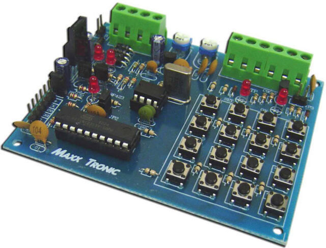AUTOMATIC CALLING 5 Number for Security system 12VDC application board
