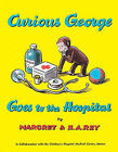 Curious George Goes to the Hospital by Margret Rey (Hardback, 1966)