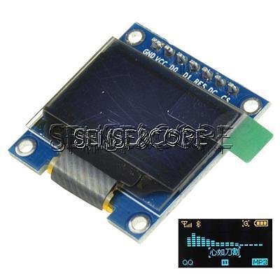 "0.91""/0.96""/1.3'' IIC SPI Serial /128X64 OLED Display Module Arduino UNO R3 PIC"