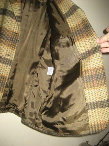 44 Miexed dejlig Bryst Fabric En Størrelse 18 Balser Fastgøring Button Jacket 48qPPx5d