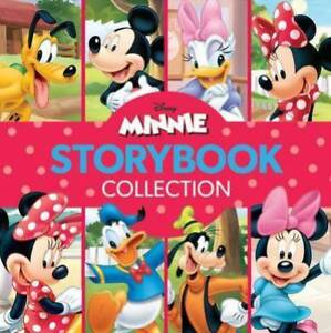 Disney-Minnie-Storybook-Collection-by-Parragon-Books-Hardback-Amazing-Value